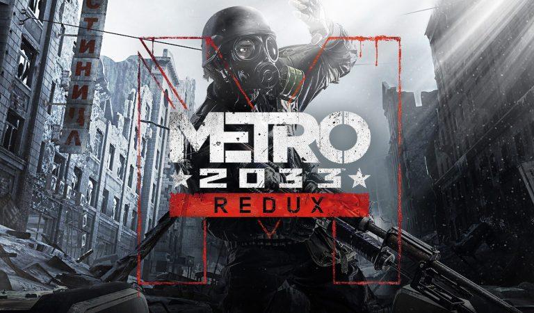 Epic Games Store está regalando Metro 2033 Redux