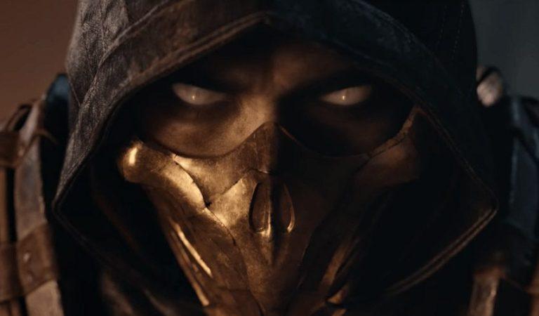 Revelan el logo del reboot cinematográfico de Mortal Kombat
