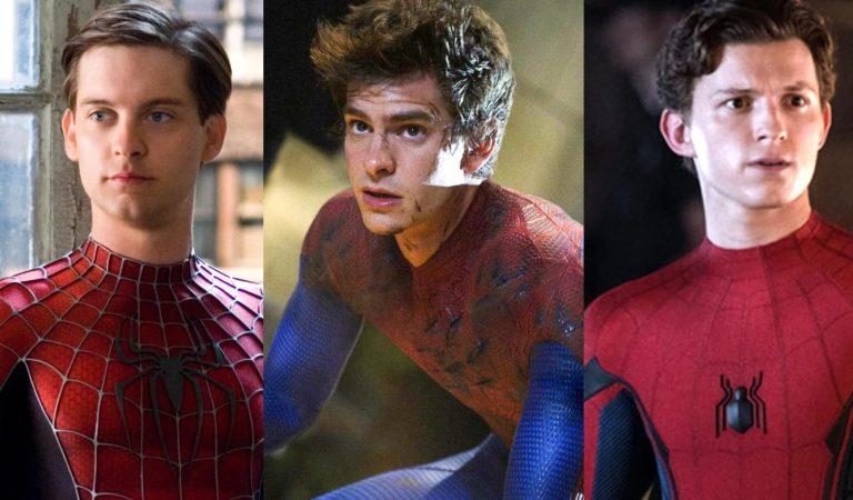 Tom Holland niega que Toby Maguire y Andrew Garfield estén en Spider-Man 3