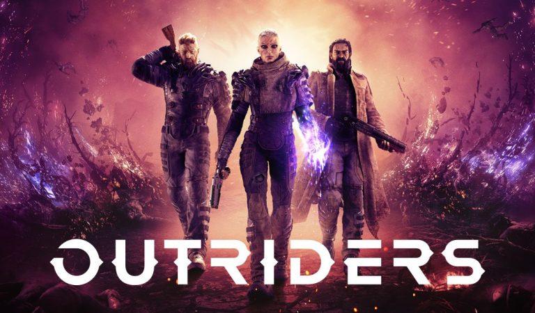 Square Enix anuncia el lanzamiento de Outriders