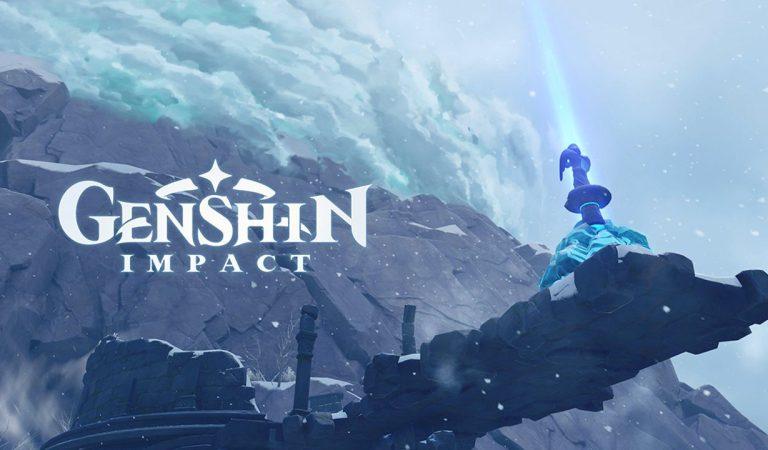 [VIDEO] Genshin Impact revela un detrás de escenas de Dragonspine