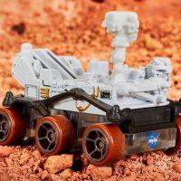 Hot Wheels celebra uno de los más icónicos vehículos de la NASA