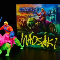 Mattel presenta su colaboración de 'Masters of the Universe' con MADSAKI