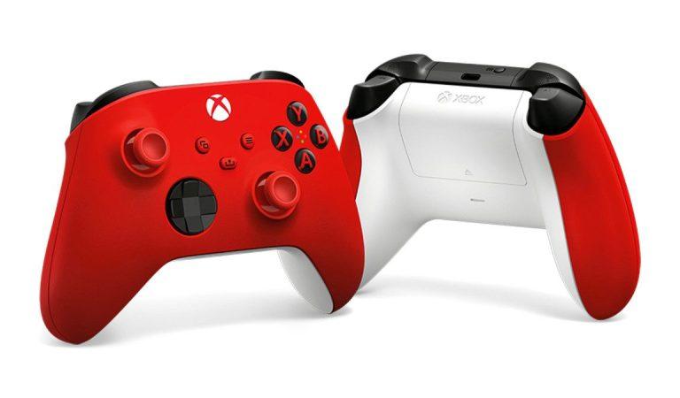 Un nuevo control para Xbox Series X|S se lanzará el próximo mes