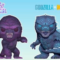Conoce los Funko Pops de Godzilla vs.Kong