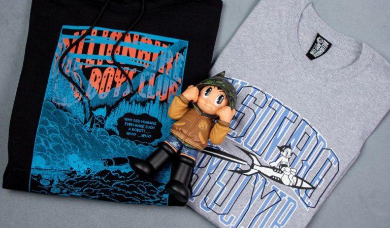 Conoce la colección de Astro Boy y Billionaire Boys Club