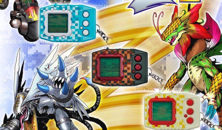 Bandai presenta los nuevos Digimon Pendulum Z II