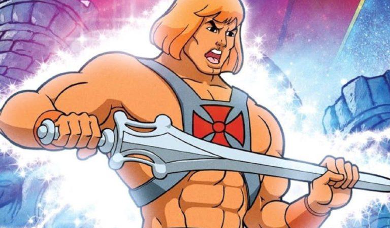 Kevin Smith revela como sonara la transformación de He-Man