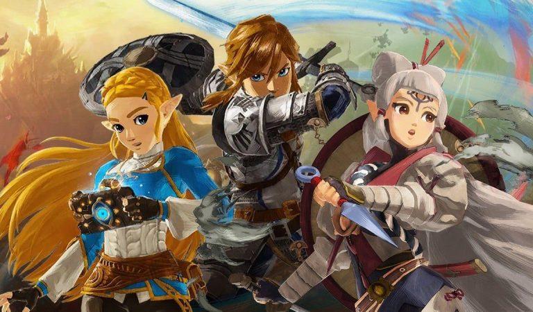 Hyrule Warriors: Age of Calamity anuncia su pase de temporada