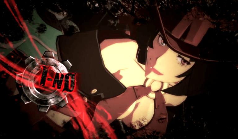 I-No es el último personaje en llegar a Guilty Gear: Strive