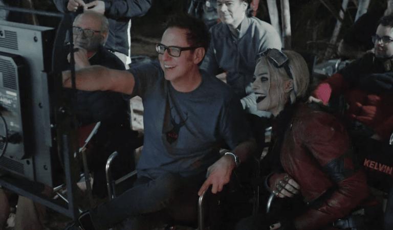 James Gunn y Margot Robbie trabajarían en un proyecto para Harley Quinn