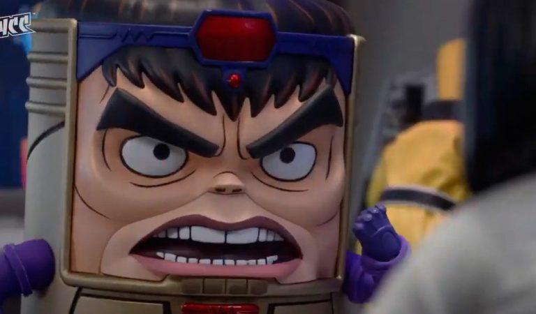 Dos villanos de los X-Men llegaran en la serie de M.O.D.O.K.