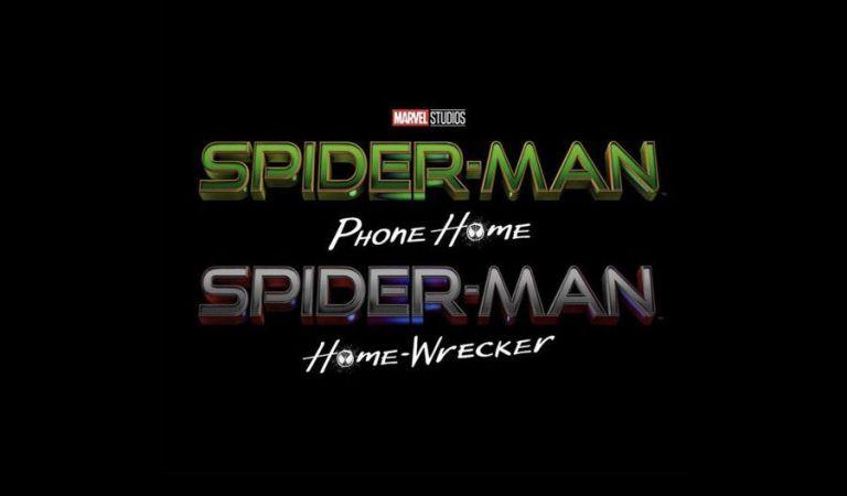 Tom Holland y Jacob Batalon revelan dos títulos de la próxima película de Spider-Man
