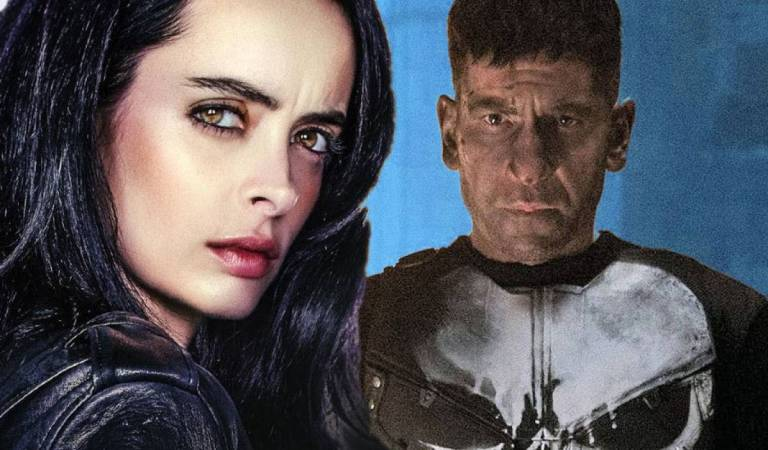 Marvel Studios reclama los derechos de 'The Punisher' y 'Jessica Jones' de Netflix