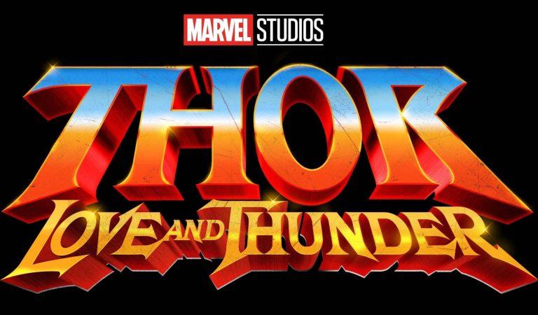 Primeras fotos del set de Thor: Love and Thunder