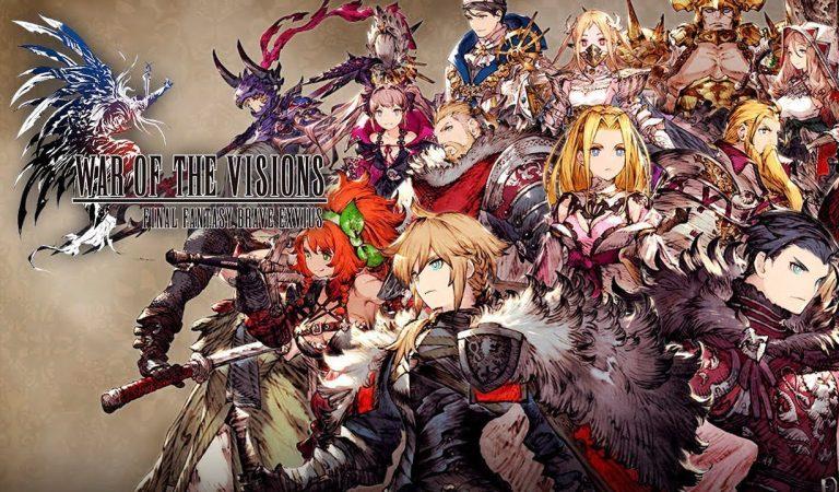 Celebra el primer aniversario de War of the Visions Final Fantasy Brave Exvius