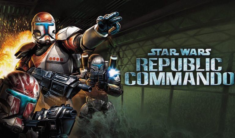 Star Wars Republic Commando llegará a Switch y Playstation 4