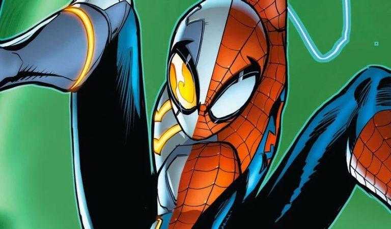Conoce el nuevo traje de Spider-Man