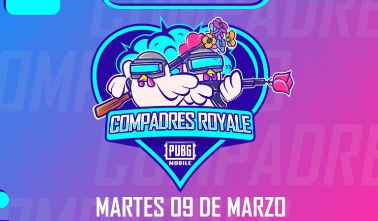 PUBG MOBILE tendrá edición de San Valentín de Compadres Royale