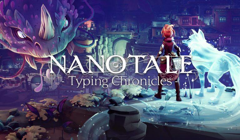 Nanotale llegará a Steam a finales de marzo