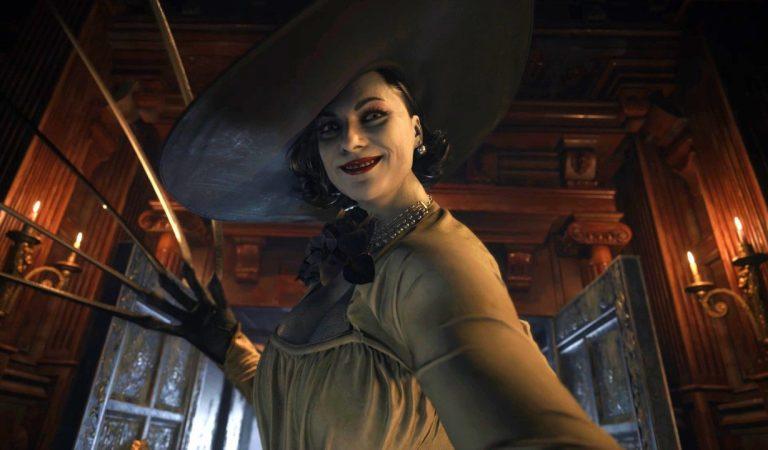 Promocional de 'Resident Evil Village' nos revelan el tamaño real de Lady Dimitrescu