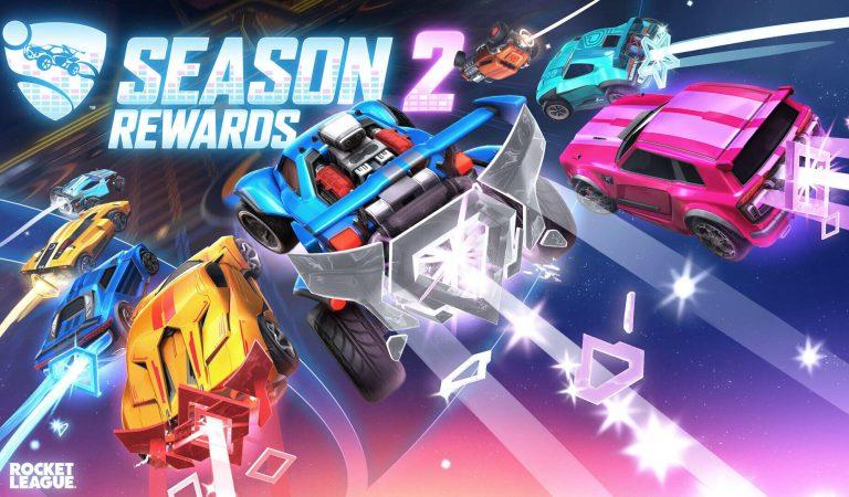 Rocket League extiende la temporada 2