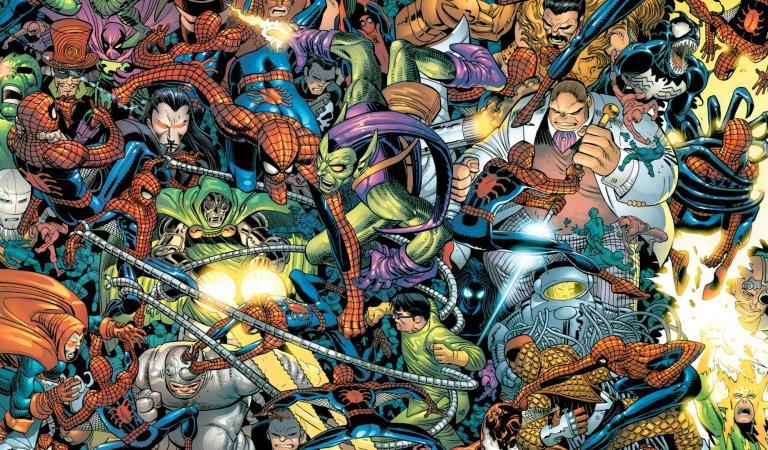 Los villanos de Spider-Man invaden las portadas del universo Marvel