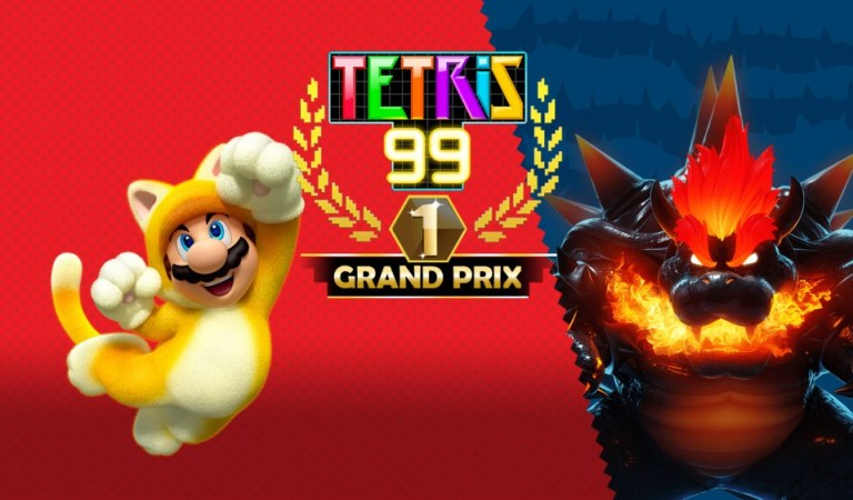 Nintendo anuncia la colaboración de Tetris 99 y Super Mario 3D Word + Bowser's Fury