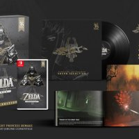 Fan crea la versión de colección de The Legend of Zelda: Twilight Princess