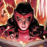 Marvel anuncia el lanzamiento de Darkhold, el nuevo cómic de Scarlet Witch