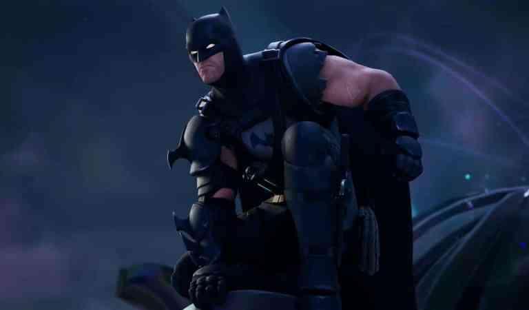 Filtran los objetos gratuitos de 'Batman/Fortnite: Zero Point'