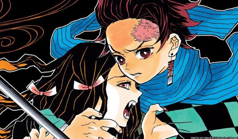 El manga de 'Demon Slayer' estará gratis por tiempo limitado