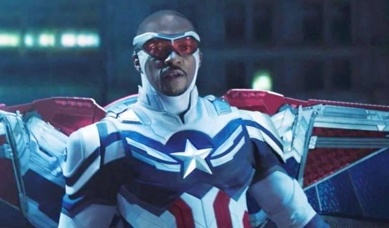[VIDEO] Anthony Mackie regresa como Capitán América