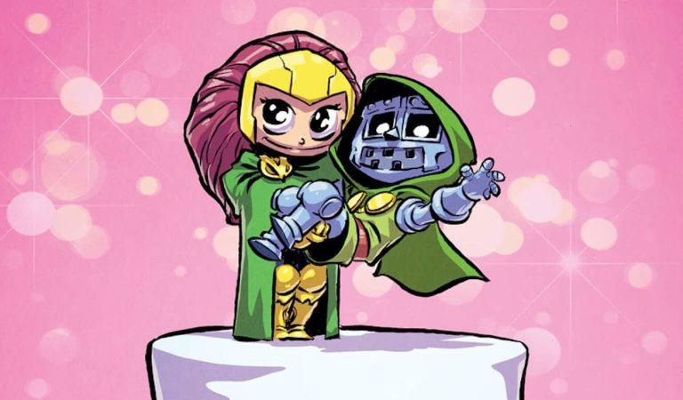 Marvel celebra la boda de Dr. Doom con una colección de portadas variantes