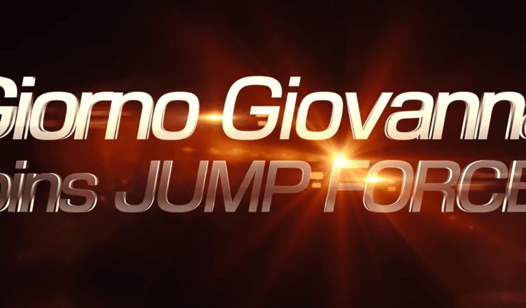 [VIDEO] Tráiler y gameplay de Giorno Giovanna en JUMP FORCE