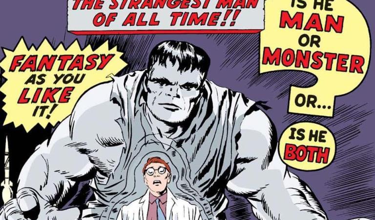 [EDITORIAL] 59 años de Hulk
