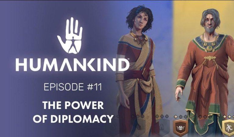 Un nuevo episodio llega a HUMANKIND