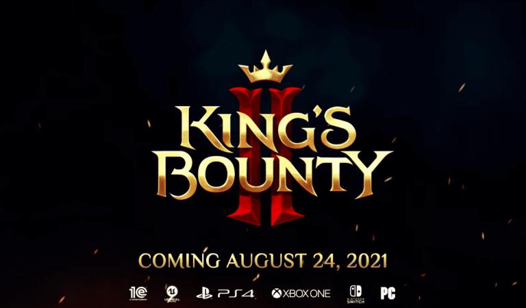 [VIDEO] Tráiler de la historia de King's Bounty II