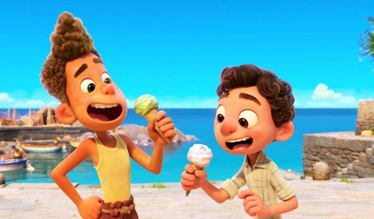 [VIDEO] Mira el nuevo tráiler de 'LUCA', la nueva película de Disney y Pixar