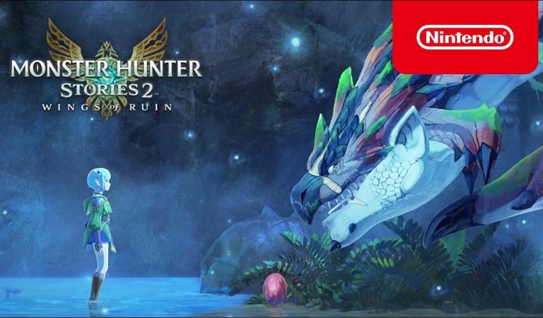 [VIDEO] Revelan nuevos detalles de Monster Hunter Stories 2: Wings of Ruin