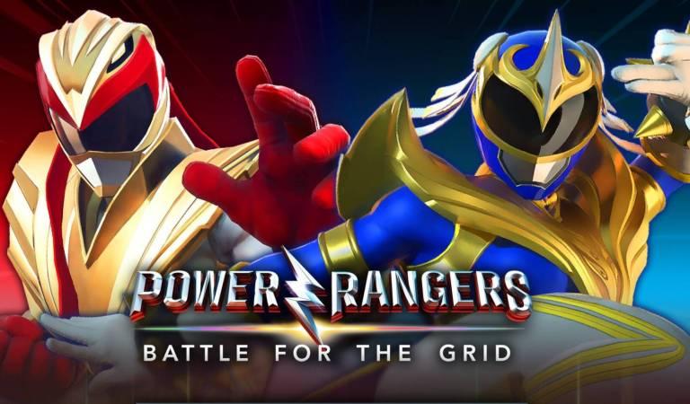 Chun-Li y Ryu se unen a los Power Rangers en un nuevo crossover