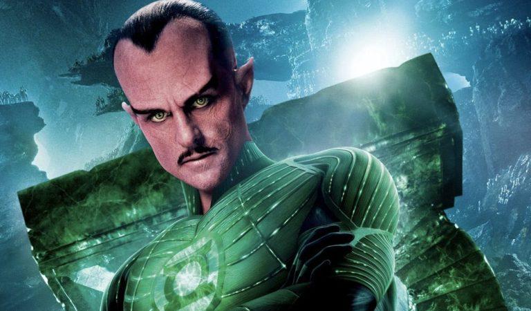 Surgen detalles de Sinestro en la serie de 'Green Lantern Corps'