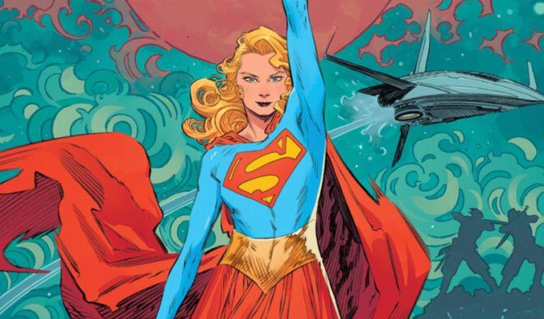 Supergirl nos presenta a una nueva heroína de DC Comics