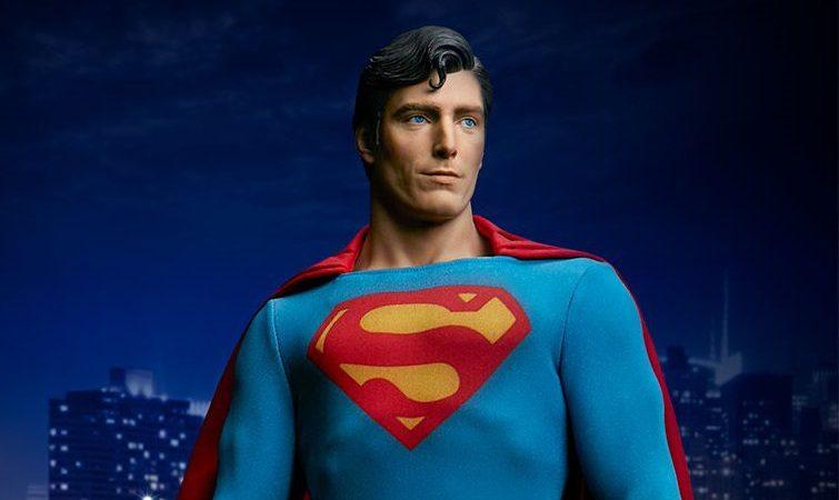 Sideshow lanza figura del Superman de Christopher Reeve