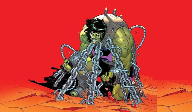 Marvel anuncia 'World War She-Hulk'