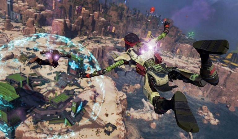 Apex Legends anunció una serie de eventos llamado War Games