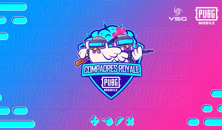 PUBG MOBILE anuncia una nueva edición del torneo 'Compadres Royale'