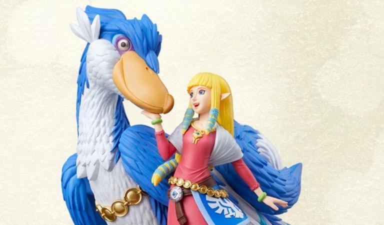 'The Zelda: Skyward Sword' lanzará un nuevo amiibo de Loftwing