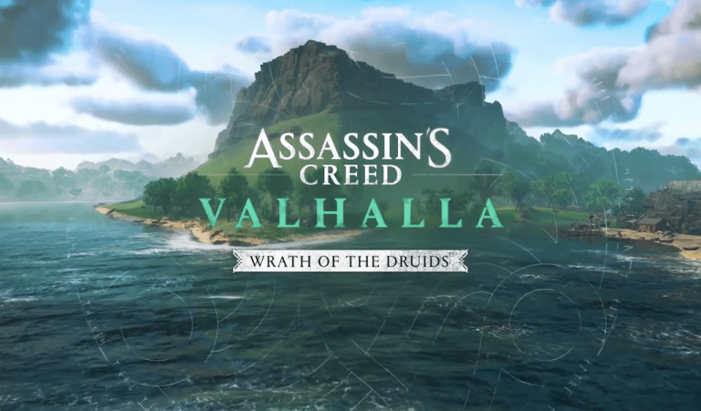 [VIDEO] Mañana llegará Wrath of the Druids a Assassin's Creed Valhalla