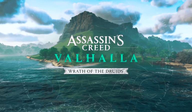 [VIDEO] Mañana llegará Wrath of the Druids a Assassin's Creed Valhalla